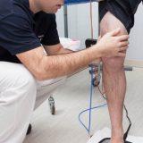 Tratamiento rodilla con INDIBA