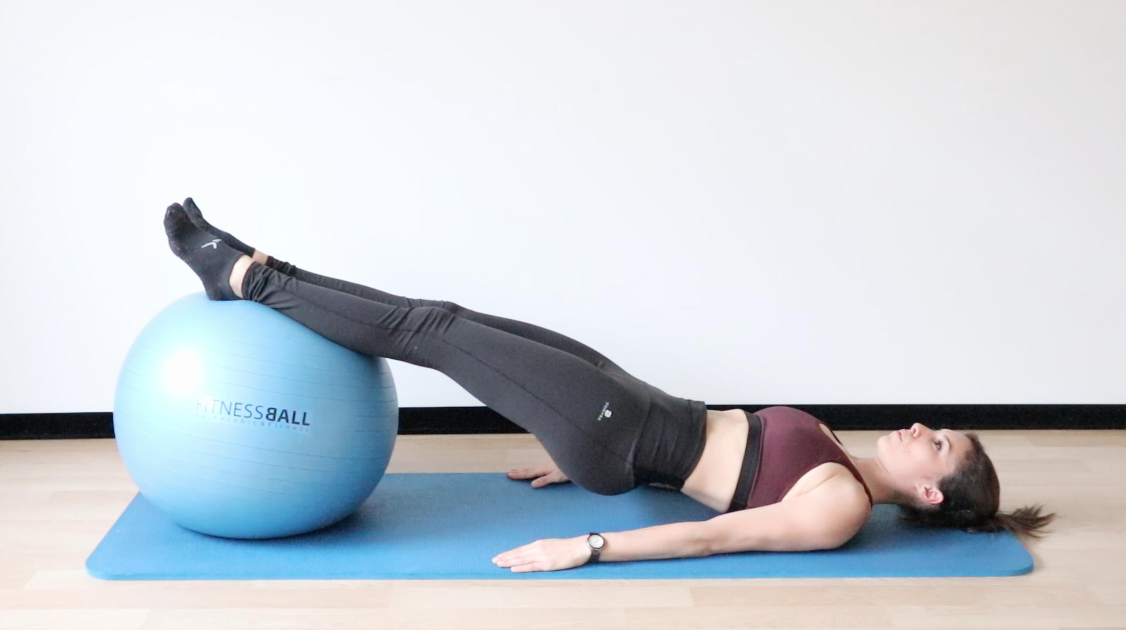 Pilates Fit ball